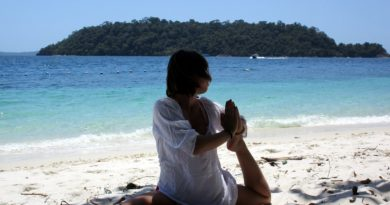 vacanze yoga India Thailandia