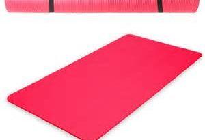 pulire tappeto yoga