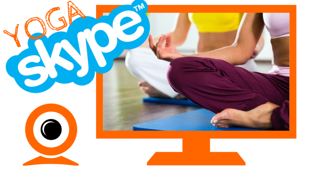 lezioni Yoga su Skype