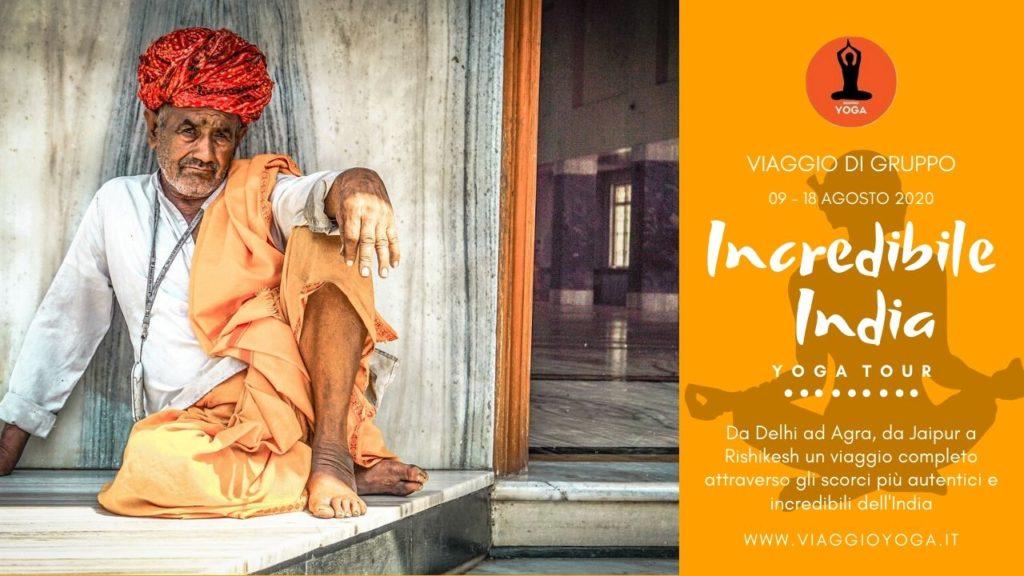 India ritiro Yoga