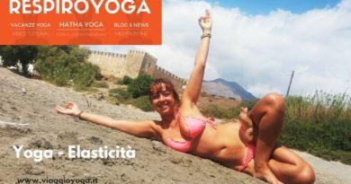 yoga elasticità