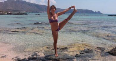 yoga stabilità
