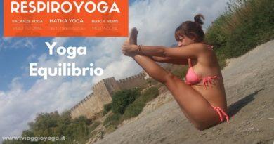 yoga gambe