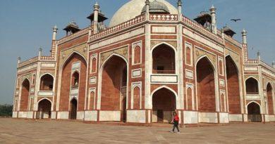 Tomba di Humayun india
