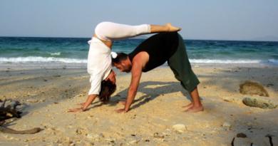 yoga indue