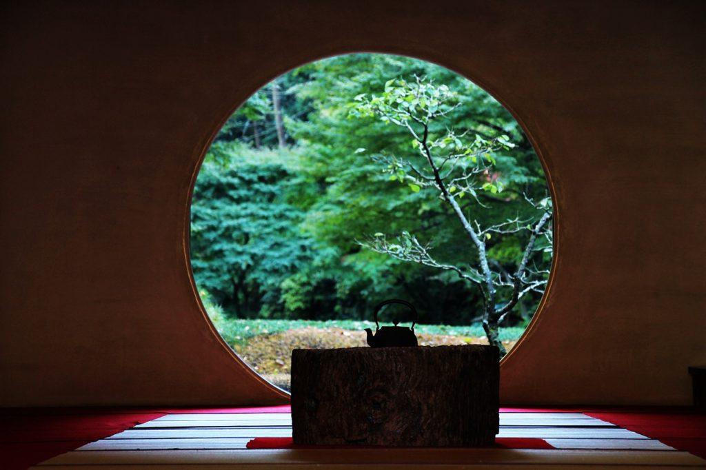 Giappone primavera viaggio yoga
