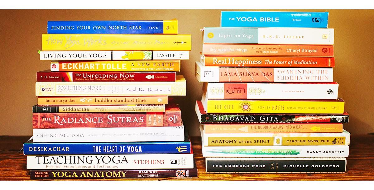 testi yoga libri fondamentali