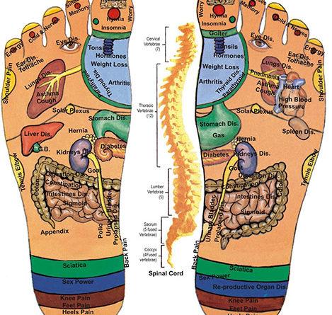 yoga del piede