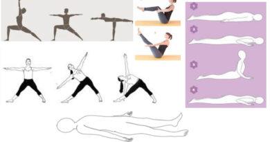 asana yoga di primavera