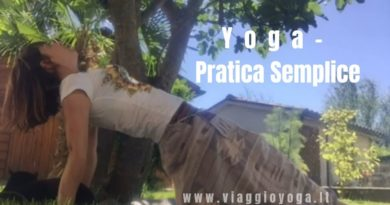 yoga pratica semplice