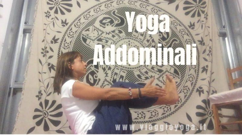 addominali yoga