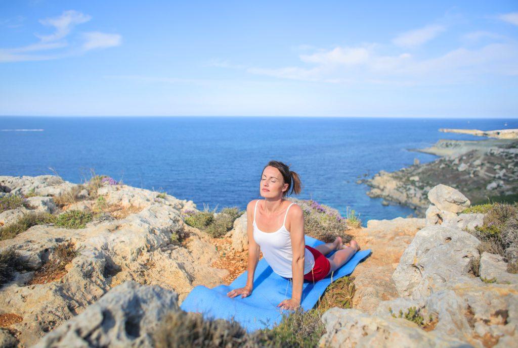esperienza yoga in salento