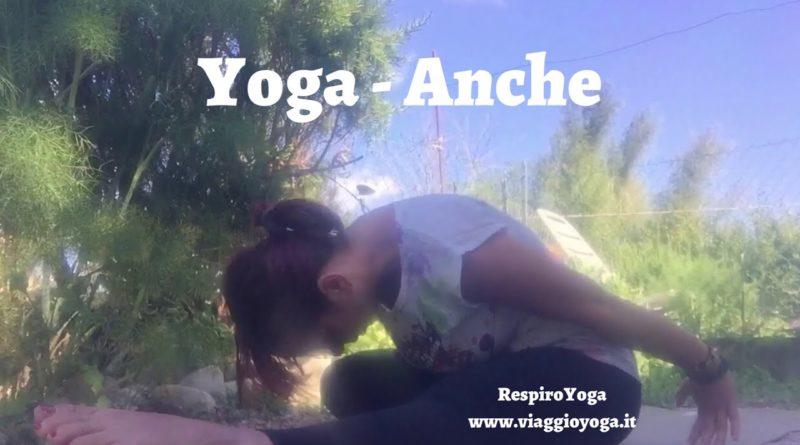 pratica Yoga anche