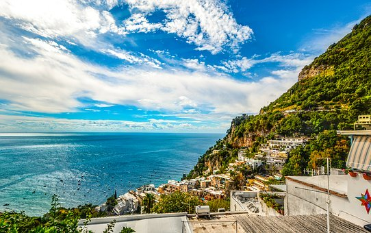 week yoga amalfi